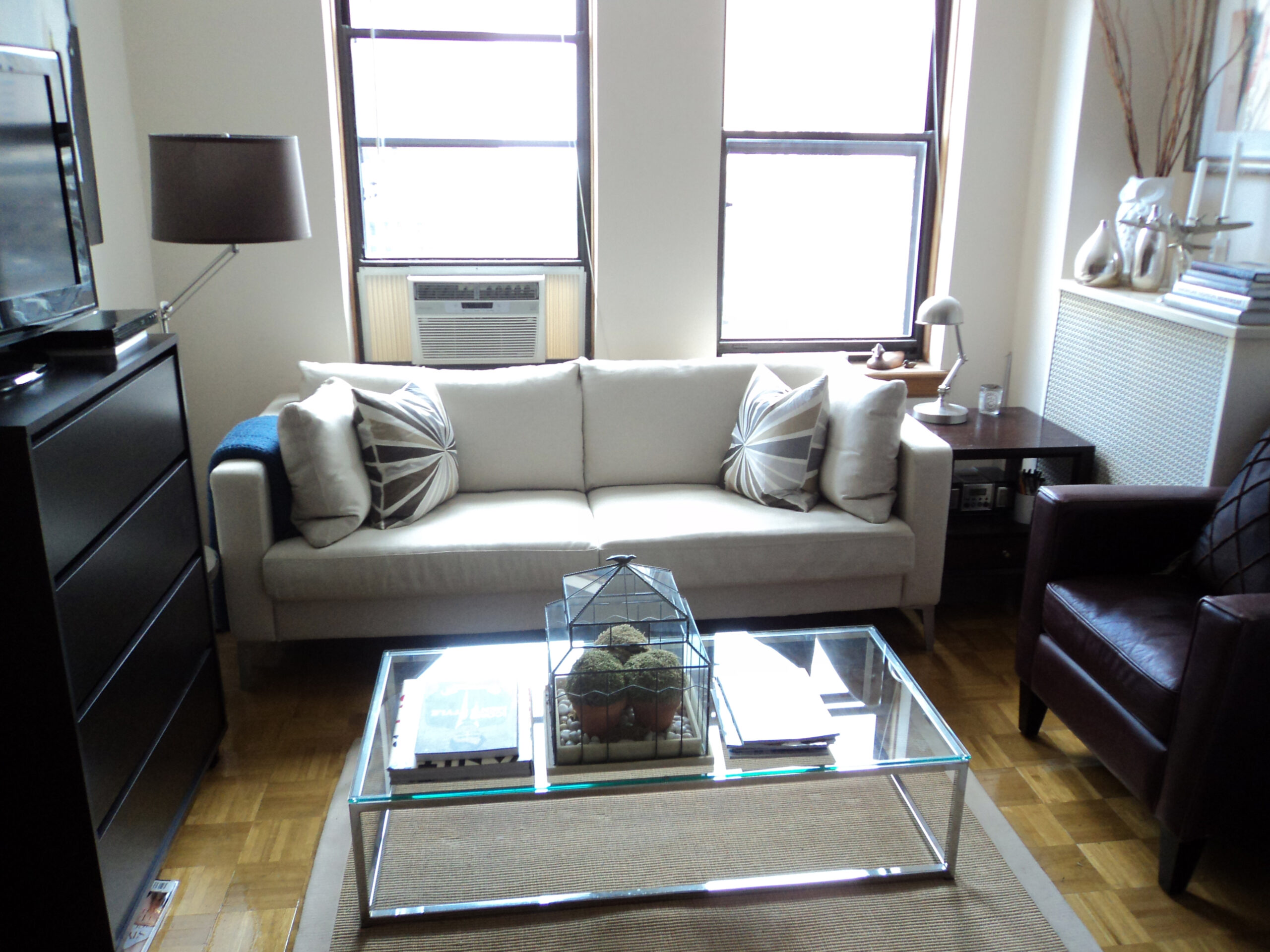 1117 N Dearborn, Chicago, Living Room